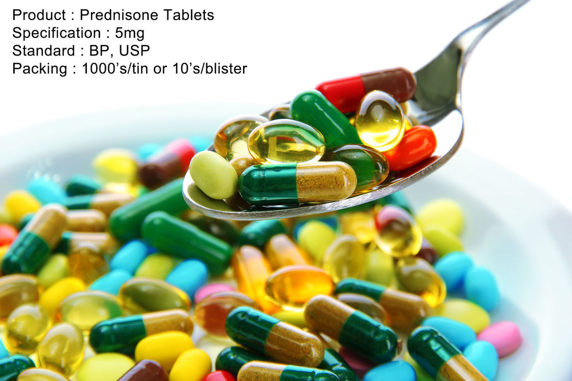 Prednisolone Tablets 5mg , Prednisone Oral Tablet Glucocorticoid Receptor Agonist