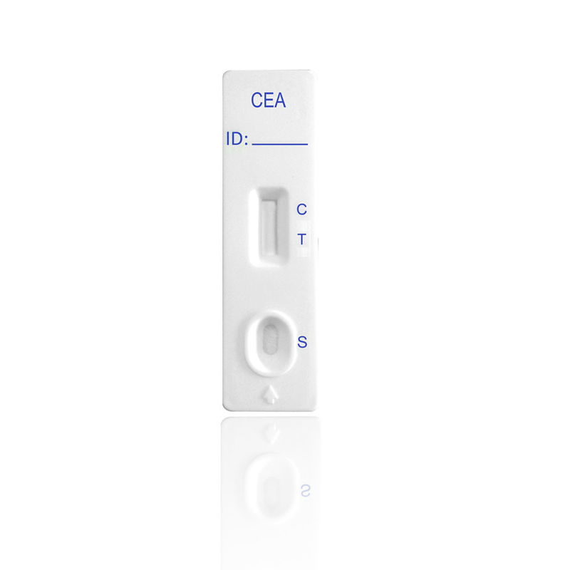 Accurate CEA Carcinoembryonic Antigen Rapid Test Strip Cassette Utilizing WB/S/P