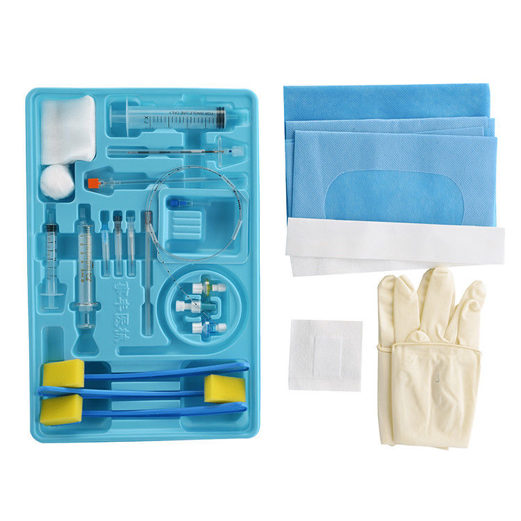 Sterile Spinal Needle Puncture Epidural Anesthesia Kit